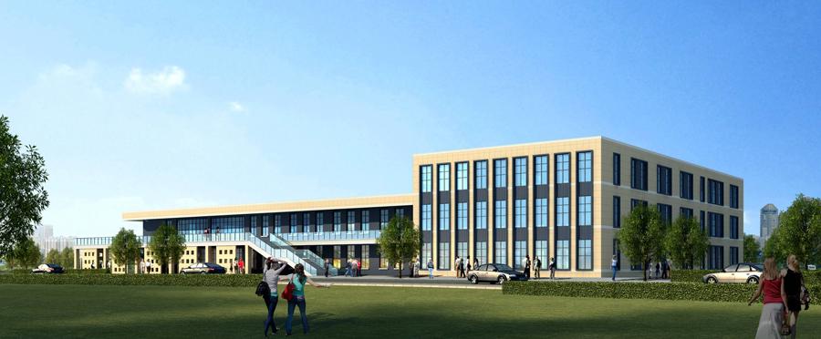 遵义医学院新浦校区二组团学生食堂2号建设项目