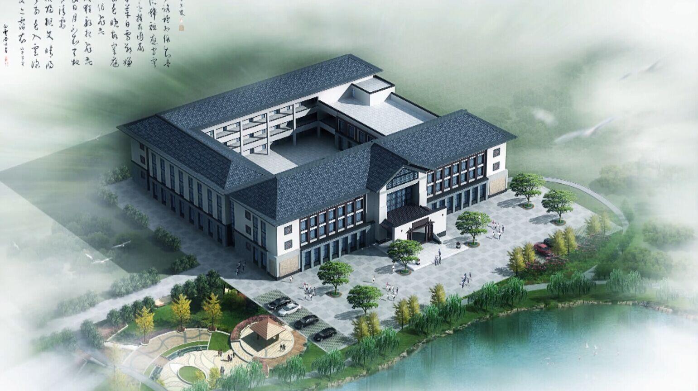 遵义医学院新浦校区二组团人文学院建设项目